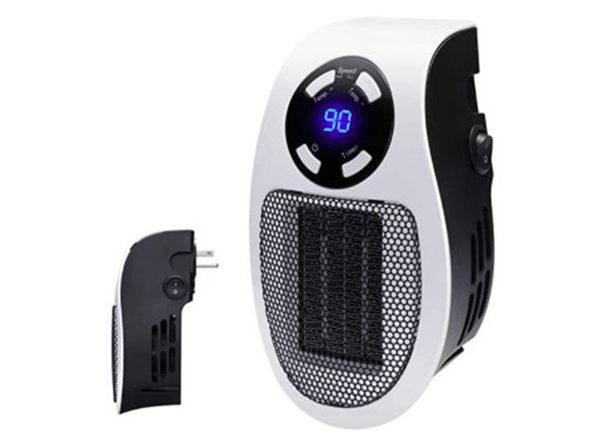 Plug N' Heat Personal Space Heater (2-Pack)
