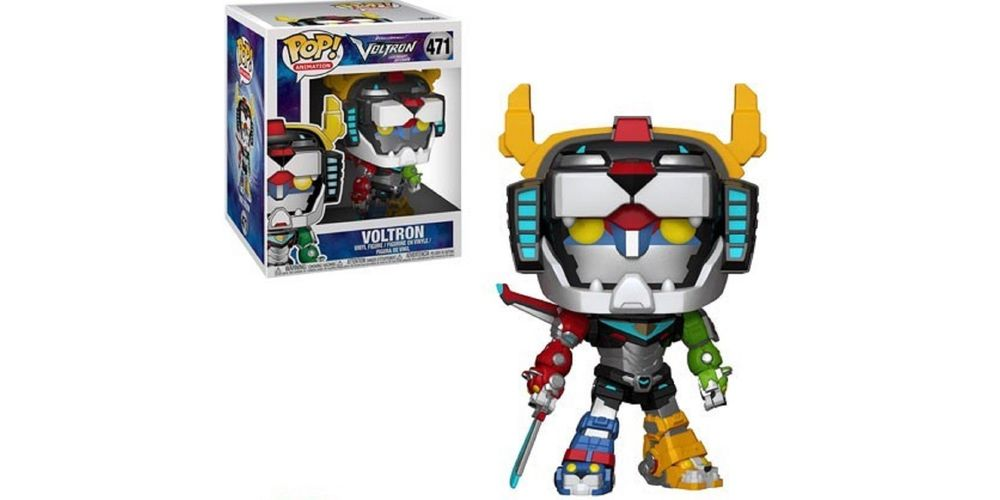 Funko POP – Voltron – 6 Inch – Vinyl Collectible Figure, on sale for $34.49 (9% off)