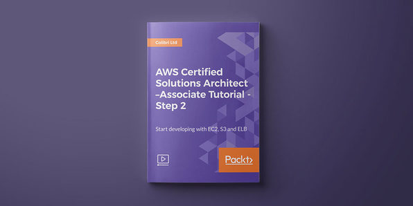 AWS Certified Solutions Architect Associate Tutorial - Step 2 - Product Image