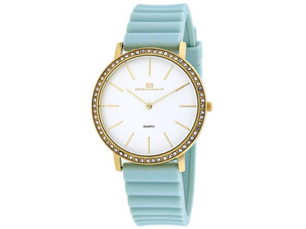 Oceanaut Women's White Dial Watch - OC0267