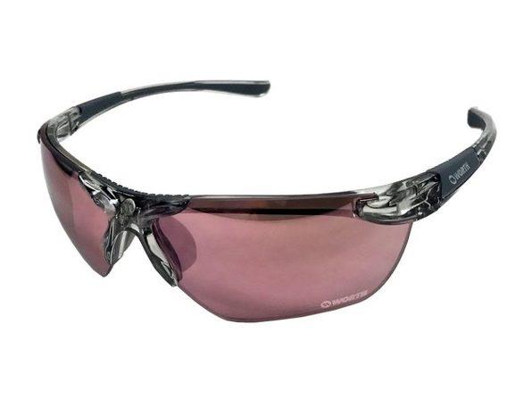 Worth FPEX 10214038.QTS Fastpitch Softball Girls  Sunglasses - Black