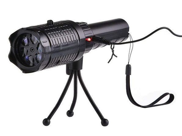 12-Pattern Holiday LED Laser Projector Light