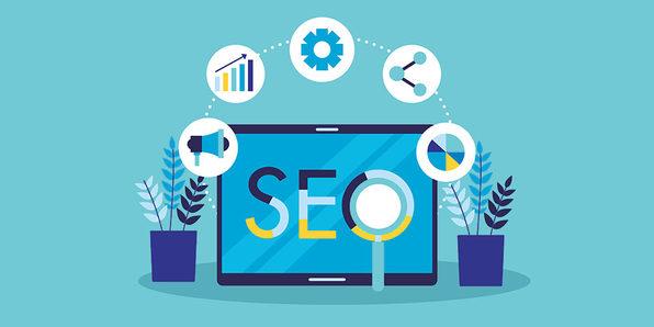 SEO Search Engine Optimization - Product Image