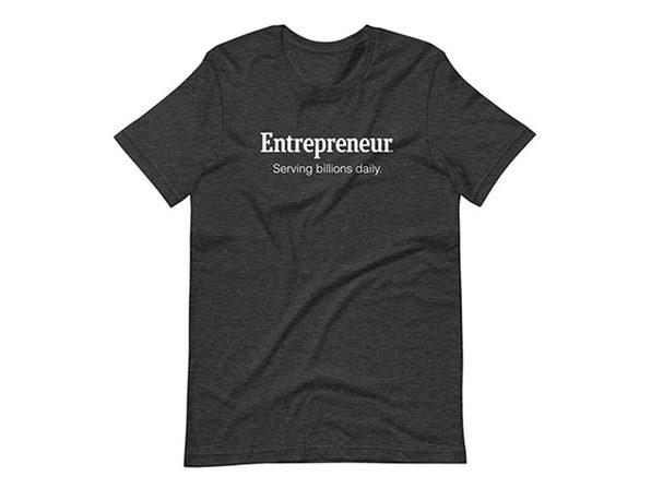 Serving Billions Daily T-Shirt - Medium - Product Image