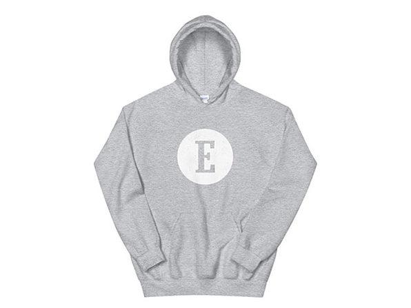 Entrepreneur Logo Hoodie - Sport Grey - Large - Product Image