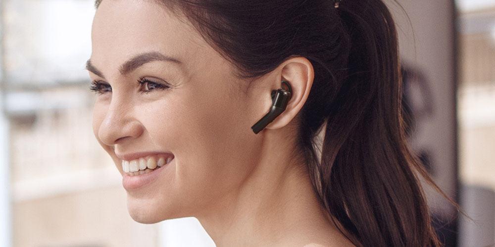Get the TREBLAB X5 True Wireless Bluetooth Earbuds (2020 Upgraded) for $47.98 with promo code GREEN20
