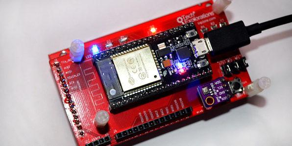 ESP32 Unleashed - Product Image