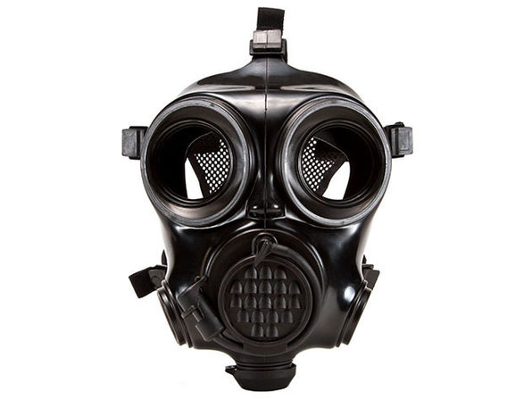 CM-7M Military Gas Mask with CBRN Protection