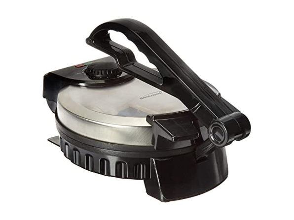 """Brentwood Appliances TS-127 8"""" Non-Stick Tortilla Maker - Product Image"""