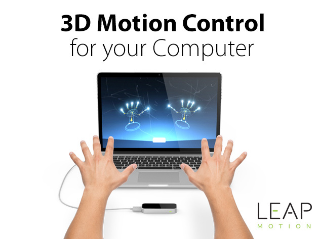 Leap Motion Controller 3d Motion Control For Your