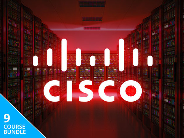 Ultimate Cisco Certification Super Bundle: Lifetime Access