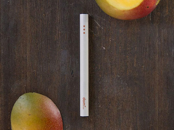 domCBD Disposable CBD Vape Pen (Mango)