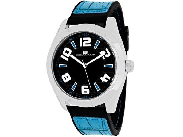 Oceanaut Men's Vault Black Dial Watch - OC7510