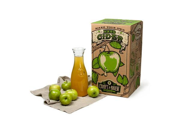 Hard Cider Homebrewing Kit