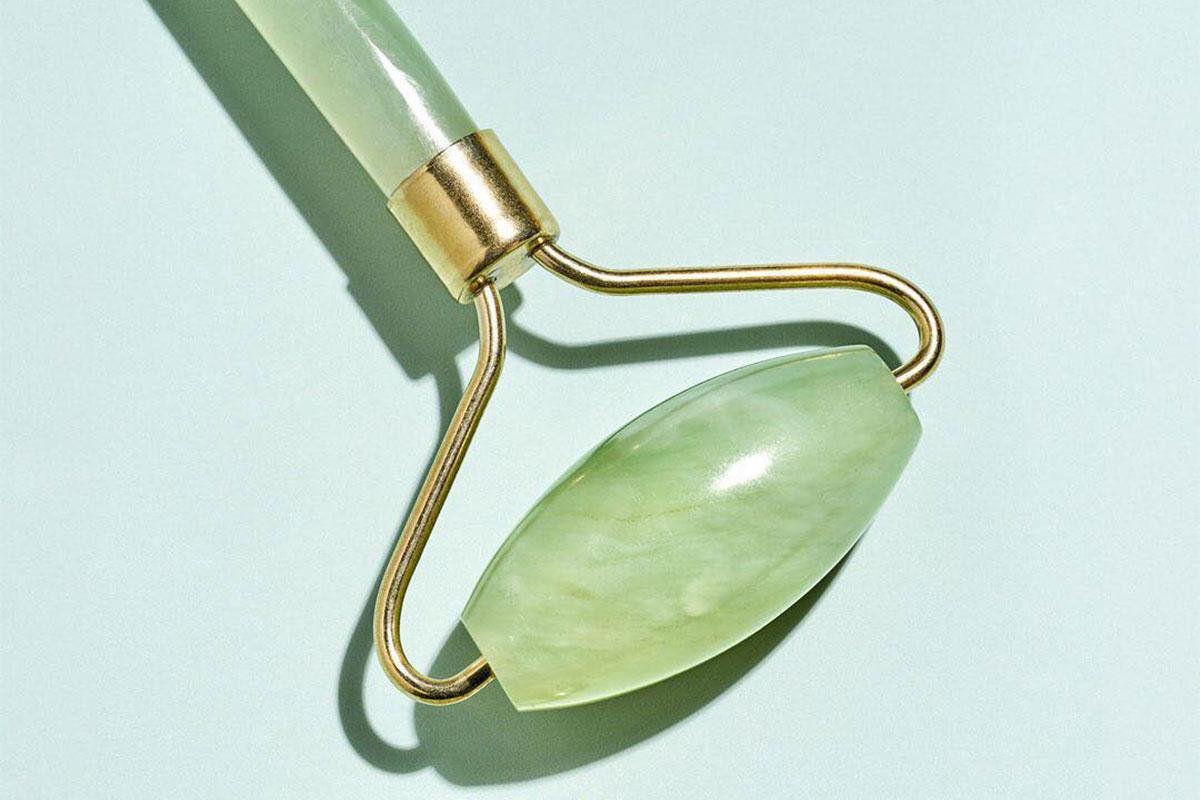 A jade roller