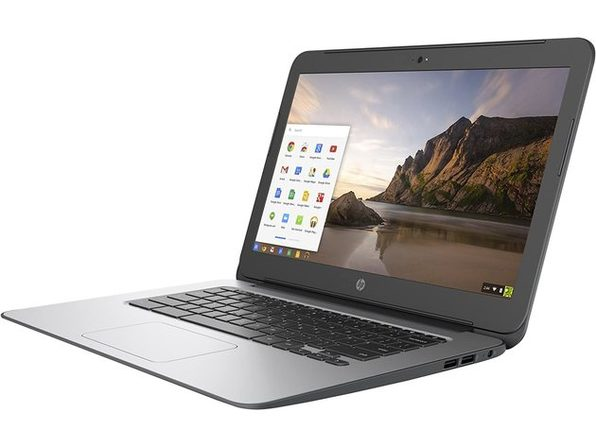 "HP Chromebook 14 G4 Chromebook, 2.16 GHz Intel Celeron, 4GB DDR3 RAM, 16GB SSD Hard Drive, Chrome, 14"" Screen (Renewed)"