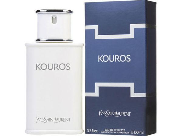 KOUROS by Yves Saint Laurent EDT SPRAY 3.3 OZ for MEN ---(Package Of 5)