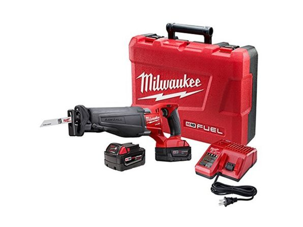 Milwaukee 2720-22 M18 Fuel Sawzall 2 Bat Kit - Product Image