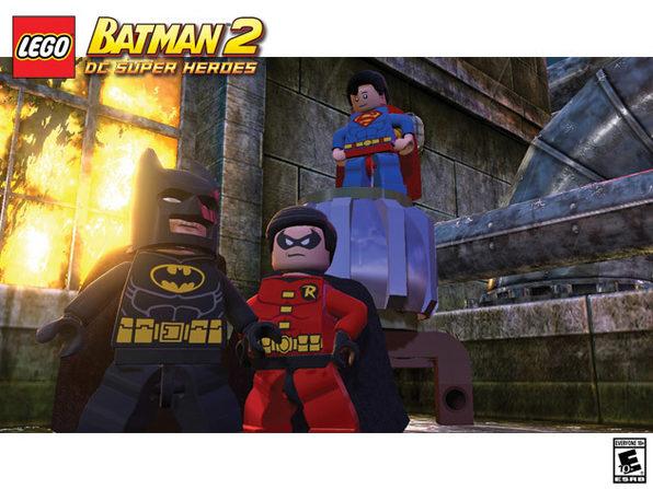 LEGO Batman 2: DC Super Heroes - Product Image