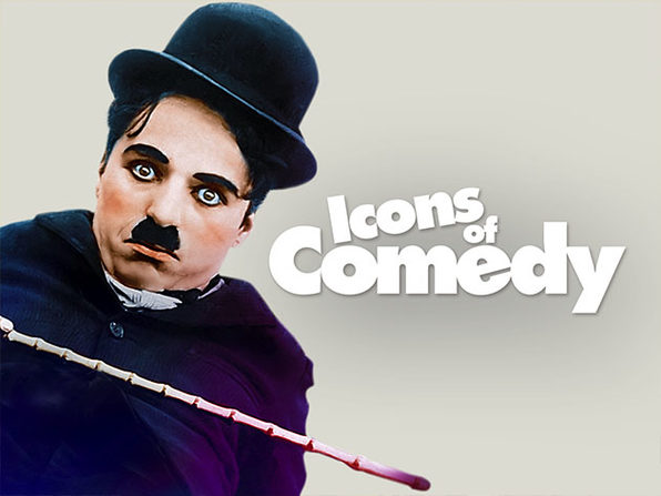 Icons of Comedy Bundle - Product Image