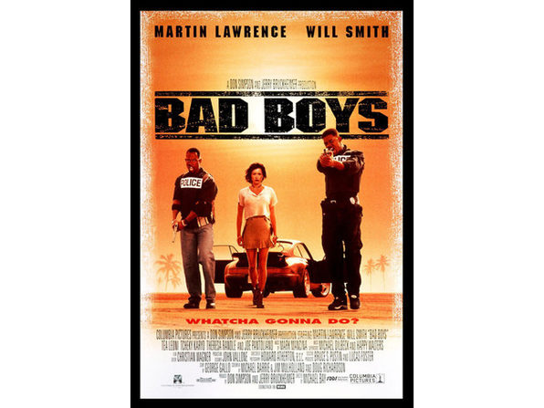 Bad Boys 1995 (Blu-Ray Disc), Directed by Michael Bay - Product Image