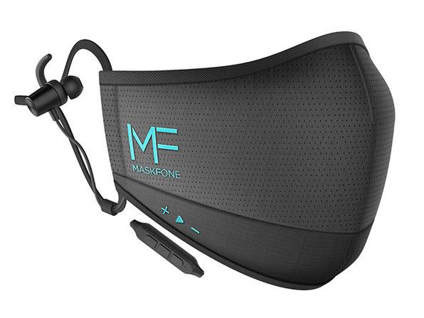 MaskFone: Smart Face Mask + Filter Bundle