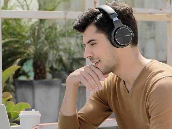 Cowin E7 Pro Noise Cancelling Over-Ear Wireless Headphones