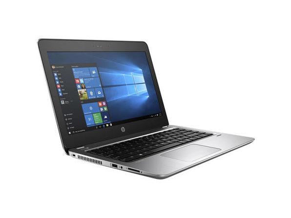 "HP Elitebook 1040G3 14"" Laptop, 2.3GHz Intel i5 Dual Core Gen 6, 8GB RAM, 256GB SSD, Windows 10 Professional 64 Bit (Refurbished Grade B)"