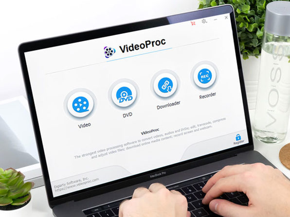 VideoProc Video Processor & Editor: Lifetime License