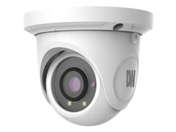 Digital Watchdog MEGApix IP camera ONVIF 4 MP 2.8mm Vandal Turret WDR POE - Product Image