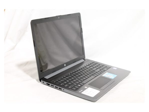 "HP 15-da0046nr 15.6"" Touchscreen LCD Notebook 2.3 GHz Intel Core i3 - 7th Gen (Used, Open Retail Box) - Product Image"