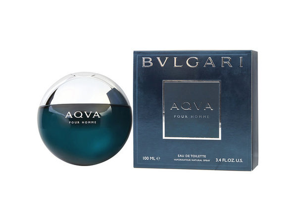 BVLGARI AQUA by Bvlgari EDT SPRAY 3.4 OZ for MEN ---(Package Of 4) - Product Image
