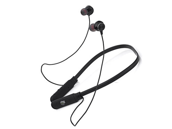 Infinity Pro Around the Neck Bluetooth Magnetic Earbuds (Black/2-Pack)