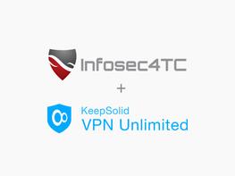 VPN Unlimited & Infosec4TC Platinum Cyber Security Course Membership Lifetime Access