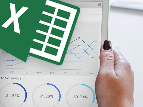 Excel Data Analyst Certification School Lifetime Subscription