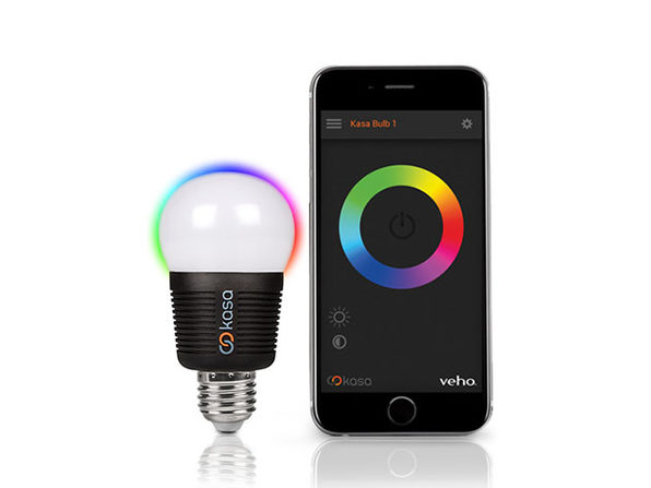 Kasa LED Low Energy Bluetooth Smart Bulbs: 2-Pack