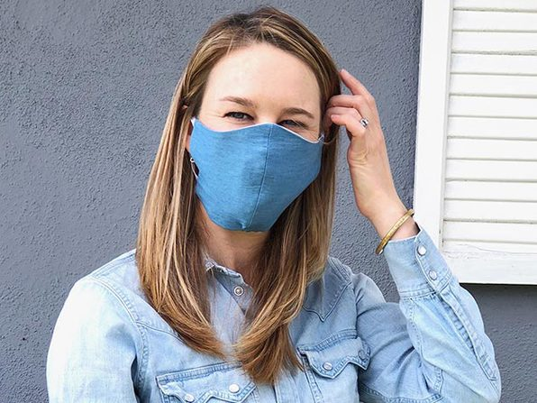Chambray Cloth Mask