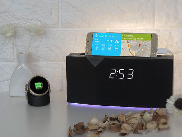 The Original Beddi Intelligent Alarm Clock by Witti