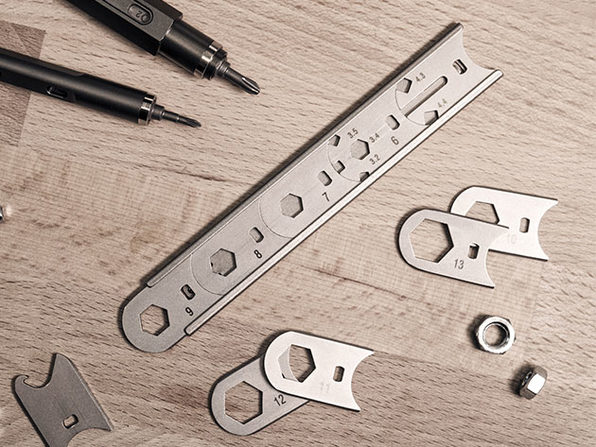 WRENCHit Interchangeable Hex Wrench System