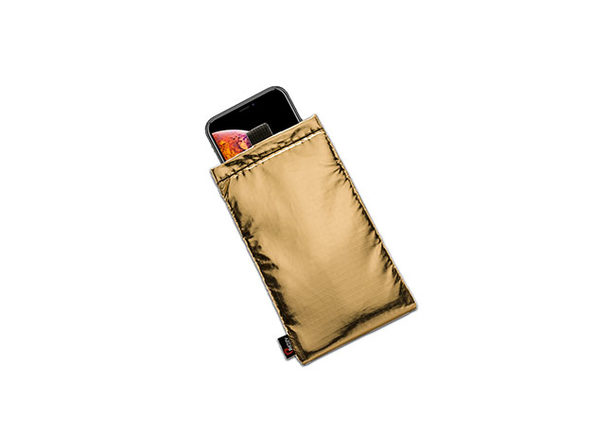 PHOOZY Gold Apollo Insulated Phone Case