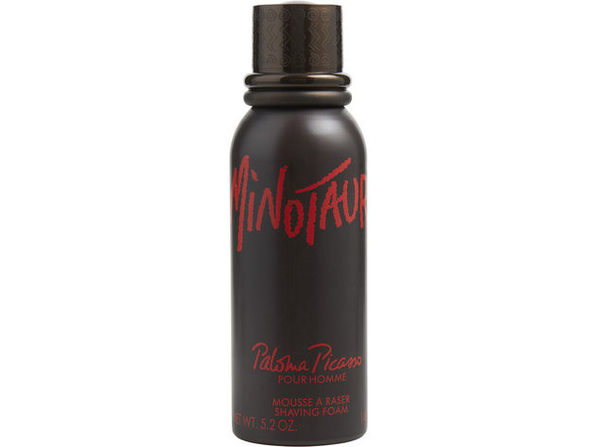 MINOTAURE by Paloma Picasso SHAVING FOAM 5.2 OZ (Package Of 4)