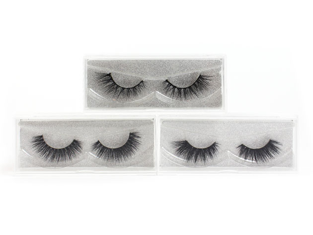 37405a0f578 Here are five of our favorite glamorous looks using our favorite imitation  mink eyelashes.