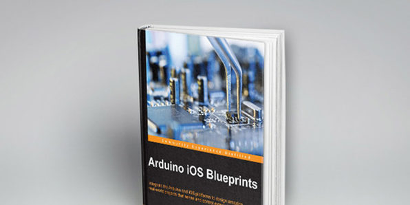 Arduino iOS Blueprints - Product Image