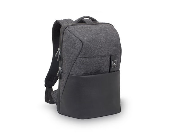 "RIVACASE 15.6"" Laptop Backpack for MacBook Pro & Ultrabook"