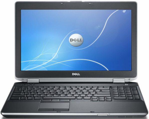 "Dell Latitude E6530 15"" Laptop, 2.6 GHz Intel i7 Dual Core Gen 3, 8GB RAM, 256GB SSD, Windows 10 Home 64 Bit (Refurbished Grade B)"