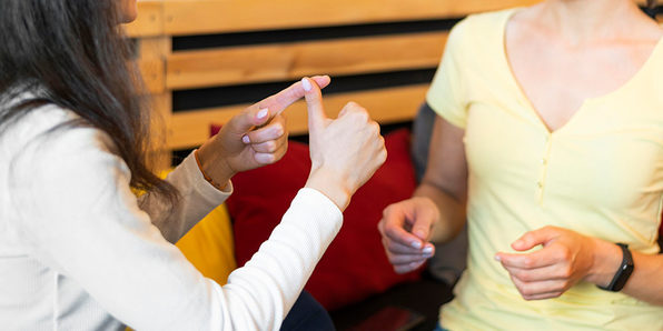 ASL: Colors & Nouns + Q&A  - Product Image