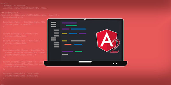 Learn Angular 2 from Beginner to Advanced - Product Image