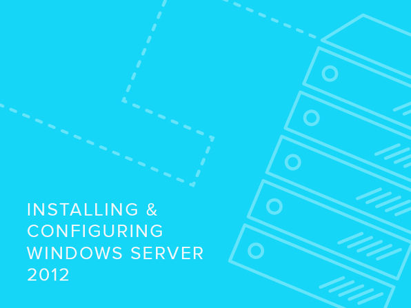 Microsoft 70-410: Installing & Configuring Windows Server 2012  - Product Image