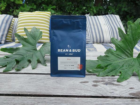 Rise CBD Ground Coffee