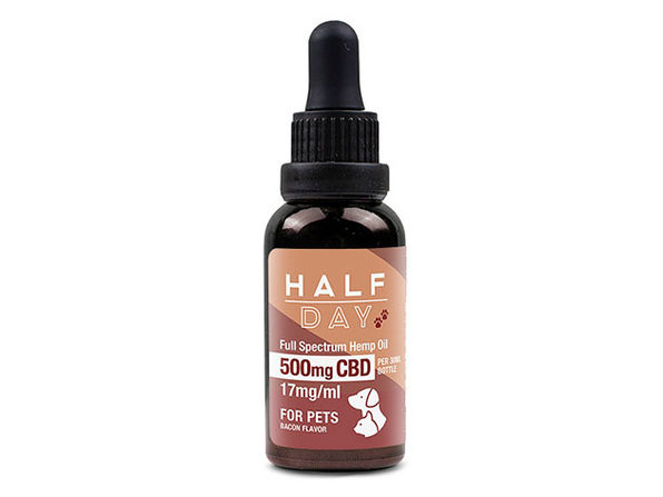 500mg Bacon Full Spectrum CBD Oil for Pet